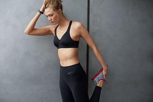 Karlie Kloss Talks All Things Fitness