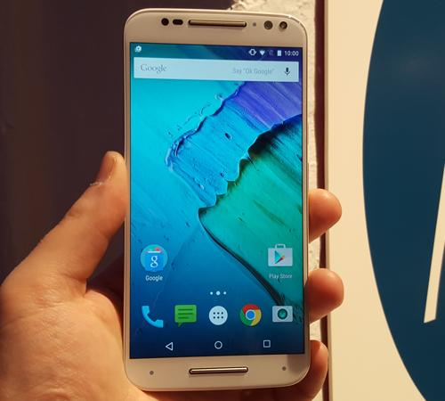 Motorola Moto X Style First Look: Low-Cost Phone with High ...