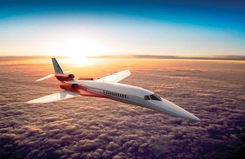 The New Concorde? Plans Unveiled for the World's Fastest Supersonic Jet