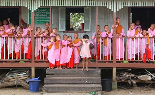 This Burmese Nunnery Saved 200 Girls From Sex Slavery