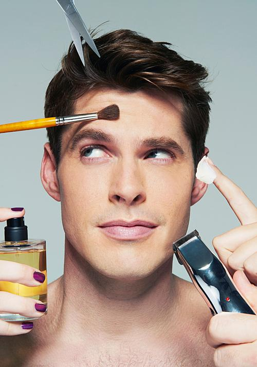 The Stigma of Men's Makeup