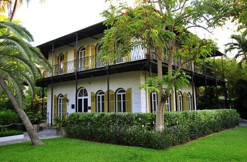 Places You Never Knew You Could Get Married Hemingway House Florida