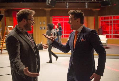 Top theater chains drop 'The Interview'
