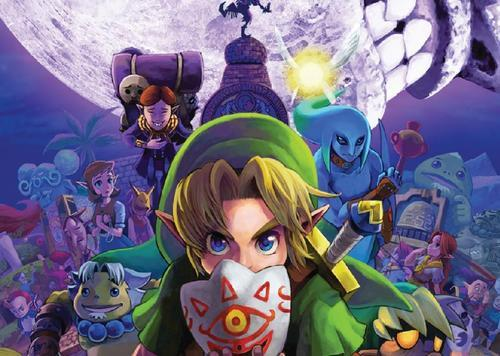 Review: Time Flies and You?re Having Fun in ?The Legend of Zelda: Majora?s Mask 3D?