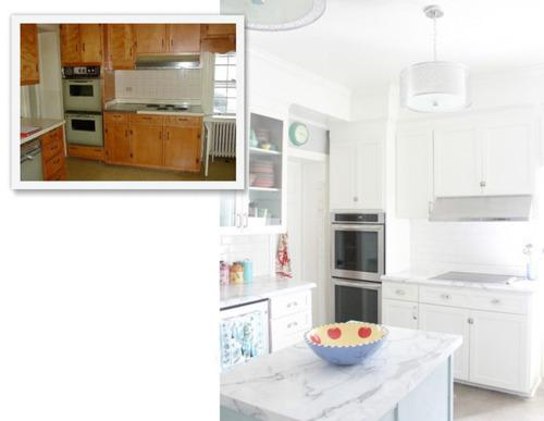 Budget Friendly Kitchen Makeover: 9 Tricks For A Budget-Friendly Kitchen Makeover