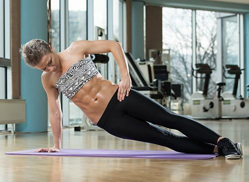 Eat This, Not That, For Amazing Abs