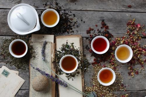 Wellness Teas: Just What the Ayurvedic Doctor Ordered