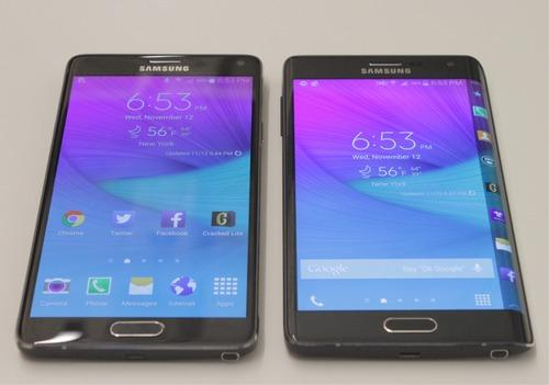 Samsung Galaxy Note Edge Review: Curve Your Enthusiasm