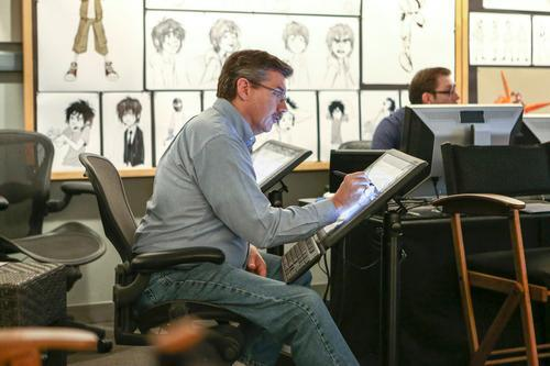 Meet The Disney Animator Who Helped Create Some Of Your