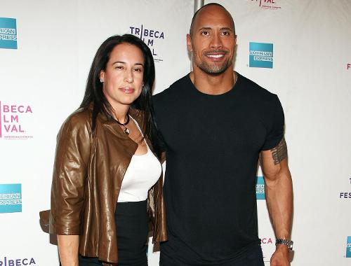 One of the Secrets to Dwayne Johnson's Success? His Ex-Wife