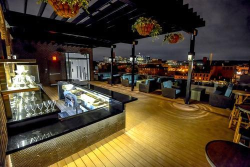 Observatory Rooftop bar