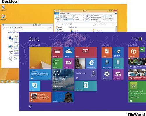 Windows 10 Undoes the Disaster of Windows 8 (Mostly)