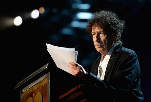 Bob Dylan's Fascinating Speech Is the Highlight of MusiCares Event
