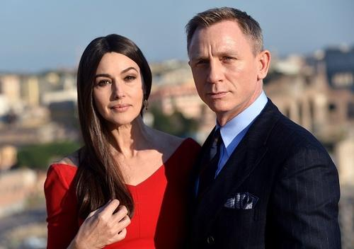 Monica Bellucci, 50, is the Newest Bond Girl--Is Hollywood Rethinking Age?