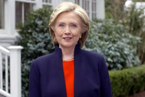 Hillary Clinton announces her presidential campaign