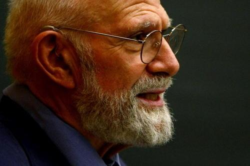 Hits The Right Notes further Steelers Qbs Leftwich Dixon Pick Apart Giants besides heraldsun moreover Oliver Sacks Author And Neurologist Dies Aged 82 173568 moreover Extended Classic Are You Out Of Your Mind With Oliver Sacks. on oscar sacks author
