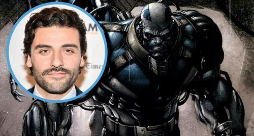 - 1/22/15 Yahoo!: Oscar Isaac: X-Men: Apocalypse Costume Will Be Mix Of Practical And Digital Effects (Exclusive)