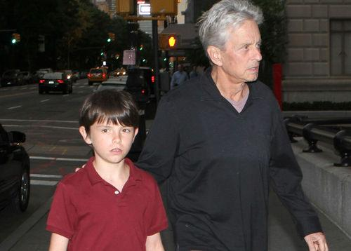 Michael Douglas Reveals Anti-Semitic Attack On His Son