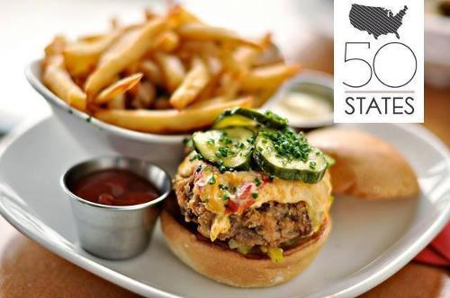 The Most Over-the-Top Hamburger in Every State