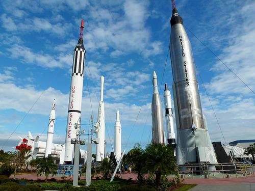 Places You Never Knew You Could Get Married Kennedy Space Center Cape Canaveral Florida