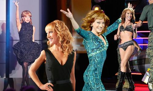 Kathy Griffin Fashion Police Episode Fashion Police announced
