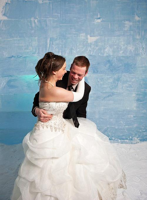 Places You Never Knew You Could Get Married Ice Hotel Sweden