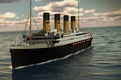 Titanic II? The Legendary Ocean Liner is Coming Back to Life