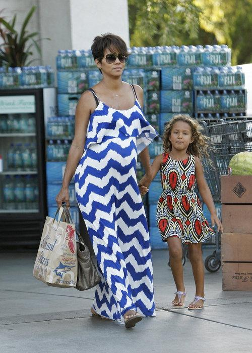 Halle Berry: Ex Causing 'Psychological Damage' for Changing Daughter's Hair