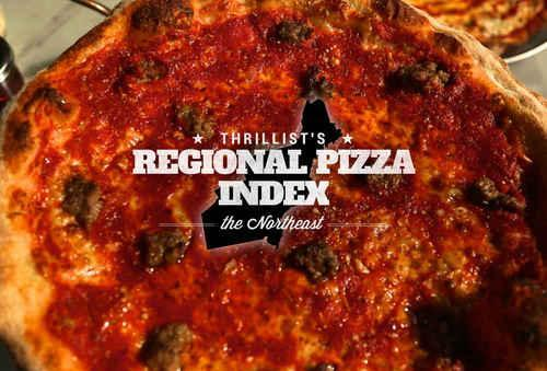 A Regional Guide To America's Greatest Pizzas: Northeast Edition