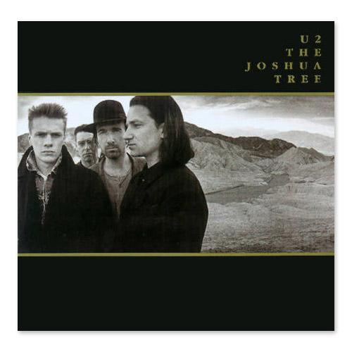 Song Joshua Tree u2 'the Joshua Tree'
