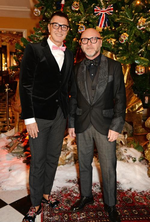 Hollywood Calls for a Boycott of Dolce & Gabbana Following Comments About Gay Families and 'Synthetic Babies'