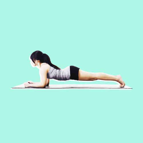 The Secret to Holding a Plank Longer