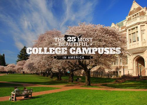 Making The Grade America 39 S Most Beautiful College Campuses