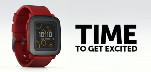 Pebble Time Raises $1 Million in 49 Minutes, a New ...