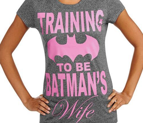 Sexist Superhero T-Shirts Cause Controvery