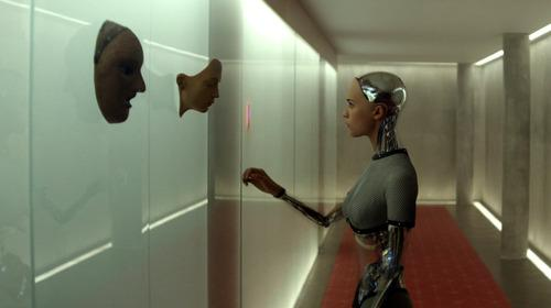 SXSW: Tinder Users Are Falling for a Sexy Robot in Clever 'Ex Machina' Marketing Stunt
