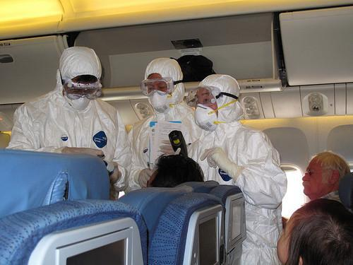 """I Have Ebola"" and 8 Other Things You Should Never Say on a Plane"