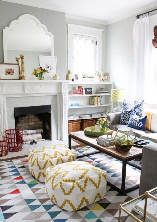 5 Easy DIY Steps to a Better Family Room