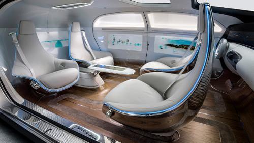 Self-Driving Cars Get Real