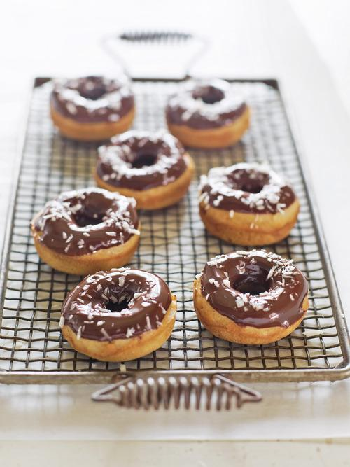 Baked, Not Fried: Make Doughnuts at Home