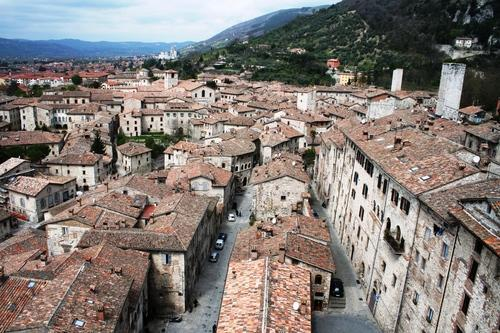 gubbio  secret italy