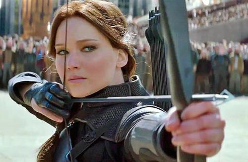Part 2' Trailer Katniss