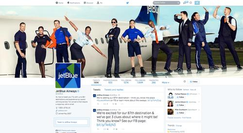 The Secret of JetBlue's Social Media Success? Stay at Home Moms, Cat Memes — and a Sense of Humor