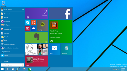 Windows 10 Preview: 6 Features You