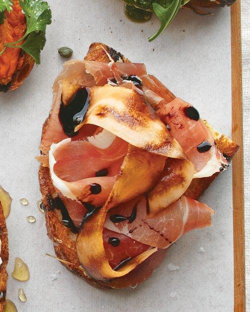 The Only Way to Make Melon + Prosciutto Better