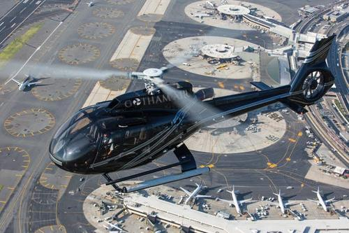 Forget the Taxi! Take a $99 Helicopter to the Airport Instead