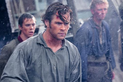In the Heart of the Sea-Chris Hemsworth