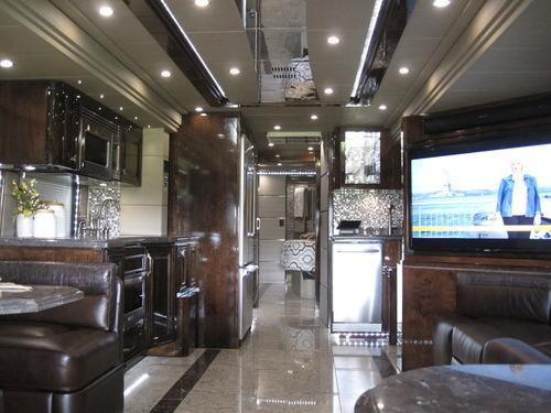 Talk About Glamping Go Inside A Million Dollar Rv