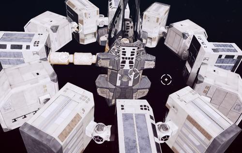 interstellar ranger spacecraft design - 500×317