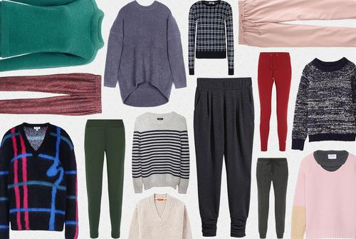 15 Ways to Wear Sweatpants to Thanksgiving Dinner